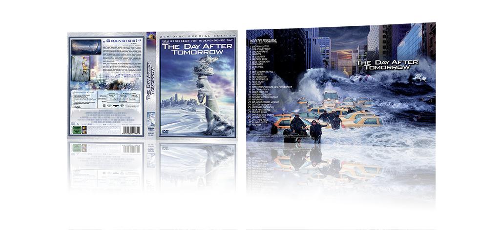 KOMITEE-FRANKFURT.DE | QUALI-T.DE – The Day After Tomorrow SE DVD Cover