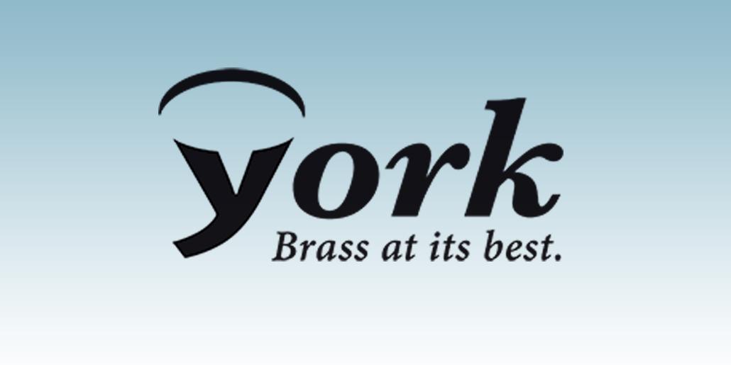 KOMITEE-FRANKFURT.DE | QUALI-T.DE – York Brass at its best Logo